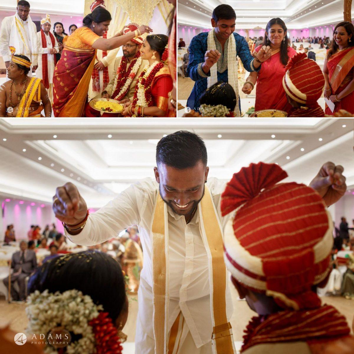 Oshwal Centre Wedding Photos   Twa + Len 38