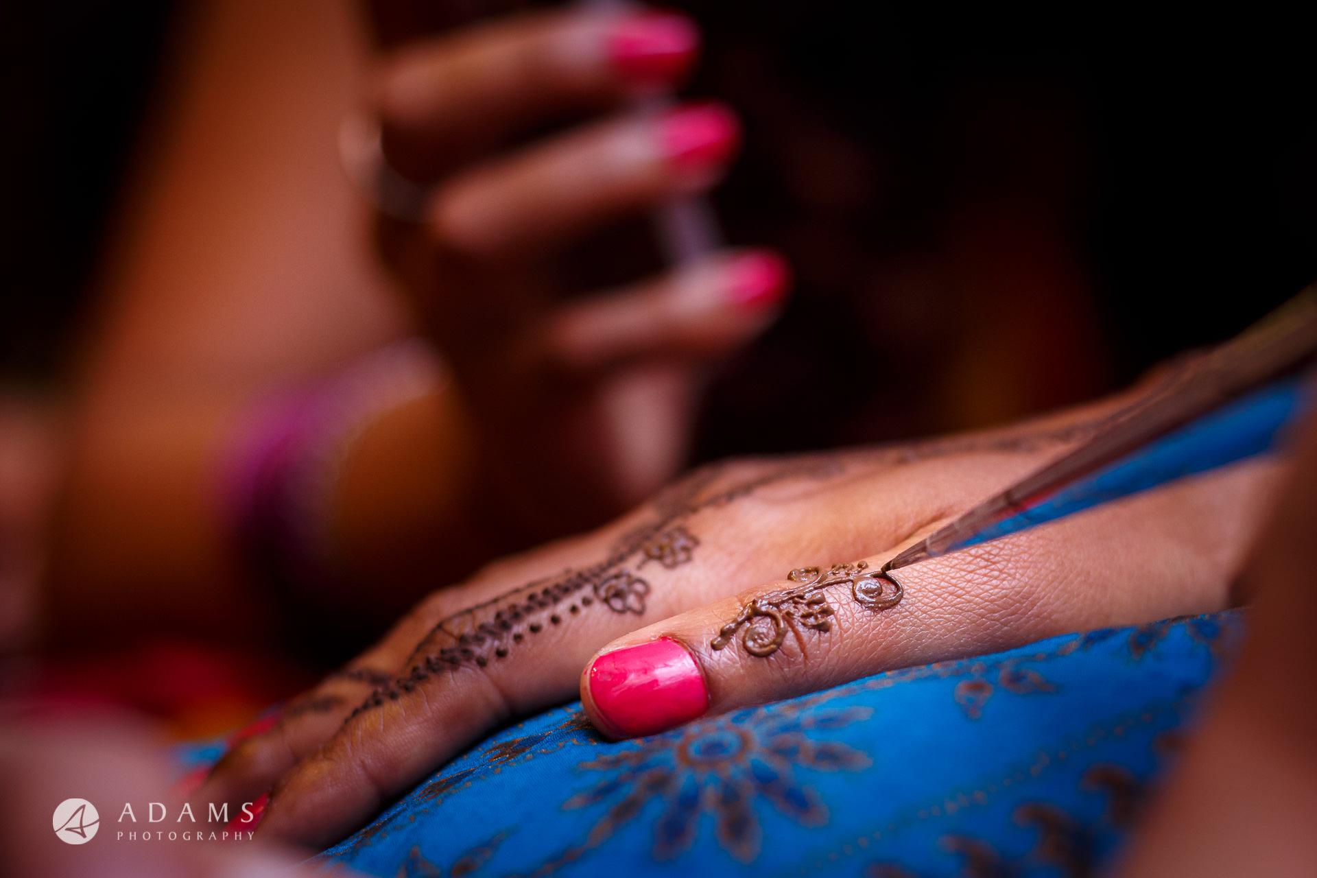 Tamil Mehndi Night   Tamil Gold Melting Ceremony 37