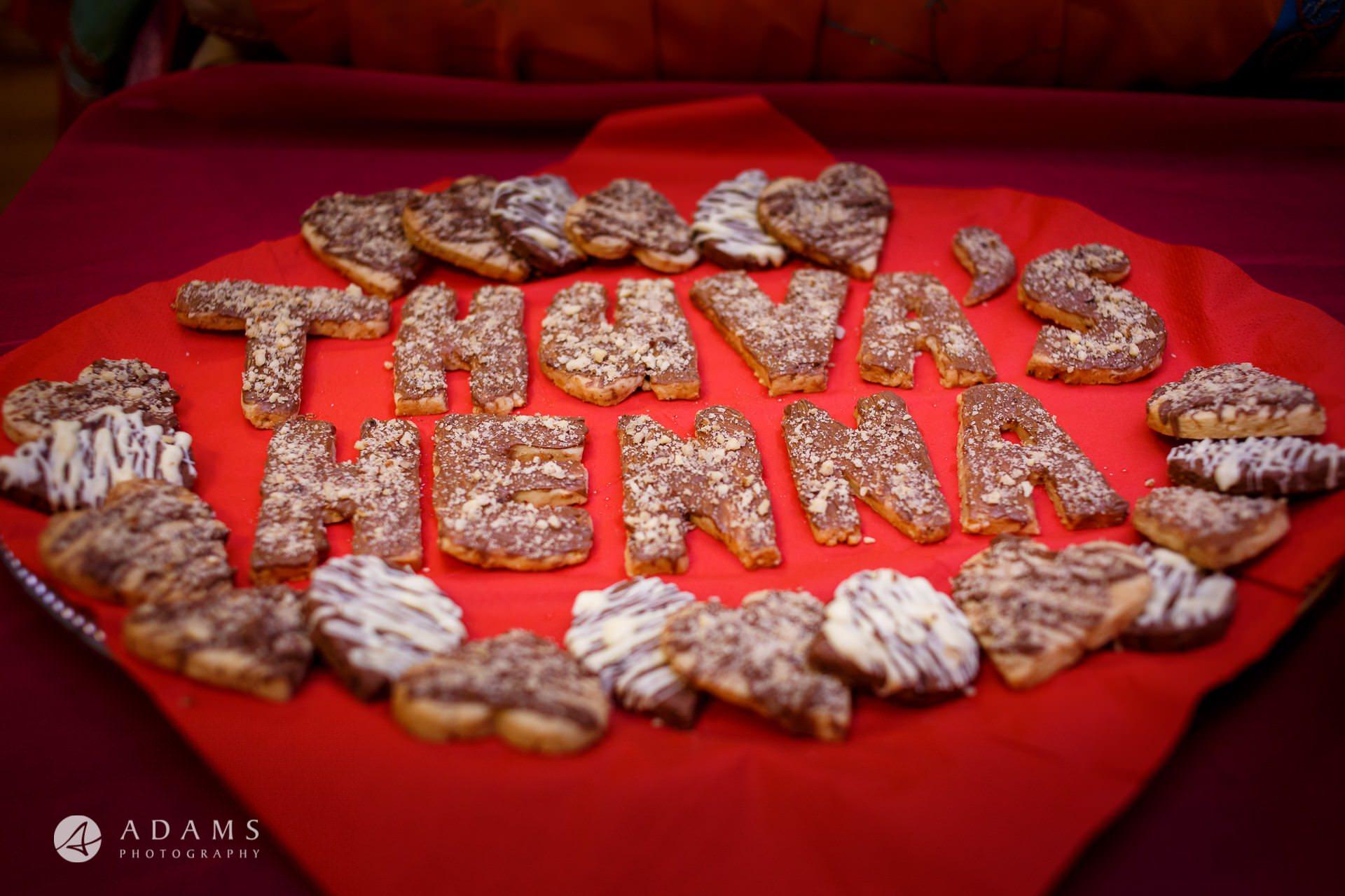 Tamil Mehndi Night | Tamil Gold Melting Ceremony 1