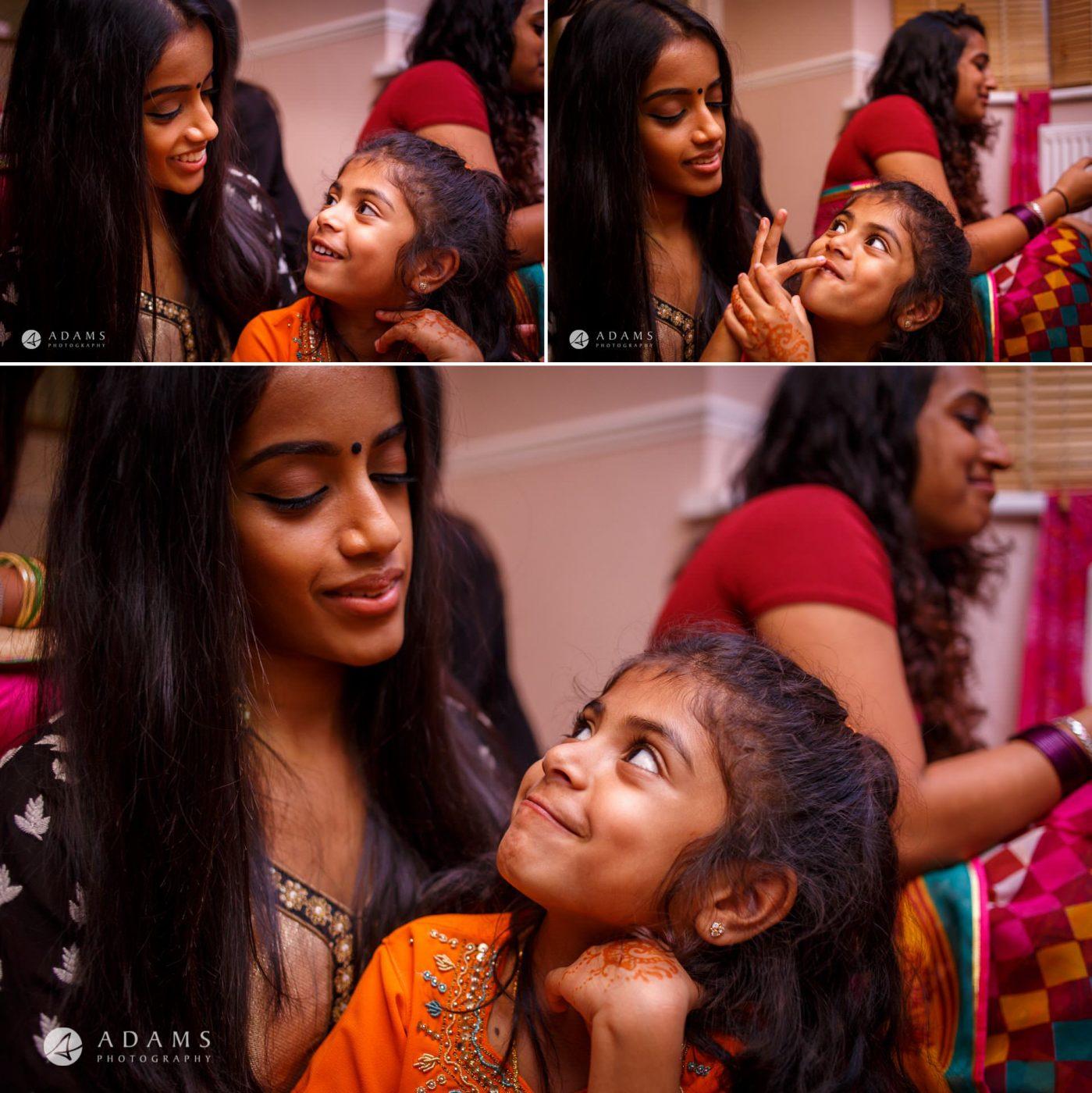 Tamil Mehndi Night | Tamil Gold Melting Ceremony 12