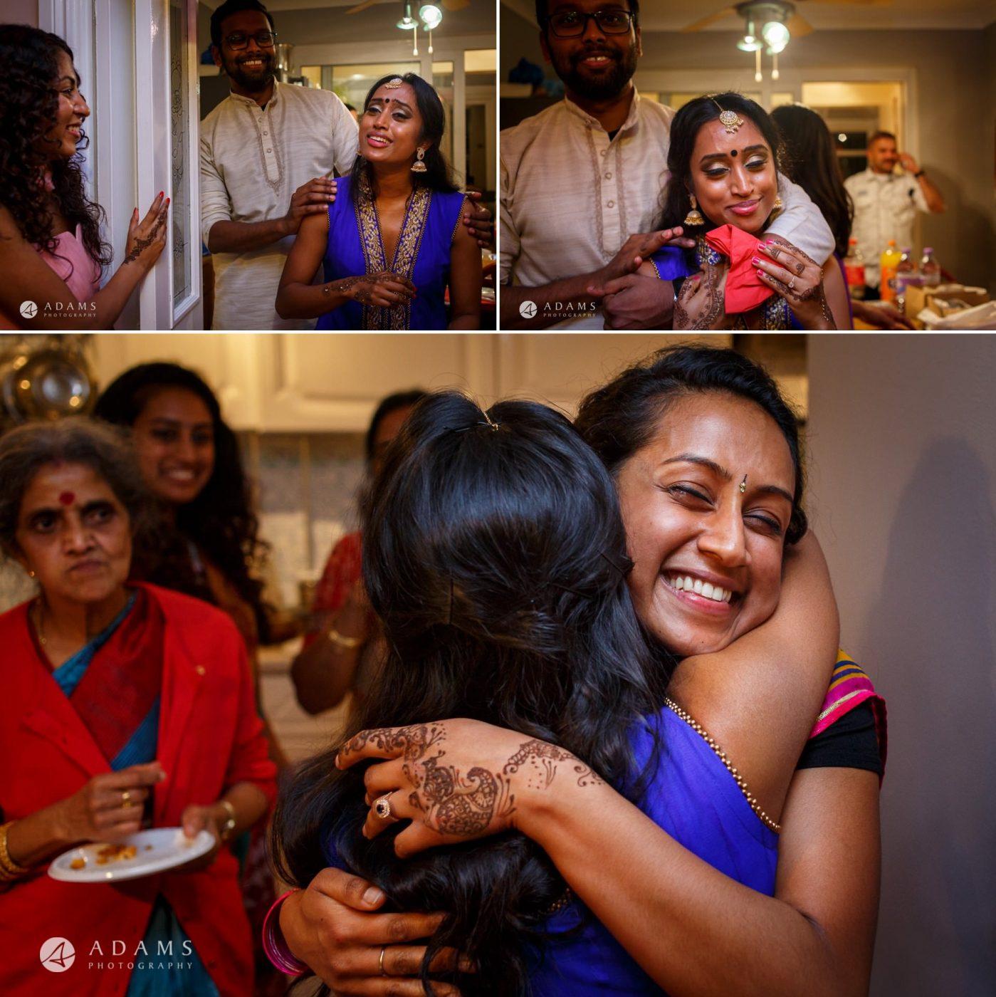 Tamil Mehndi Night | Tamil Gold Melting Ceremony 22