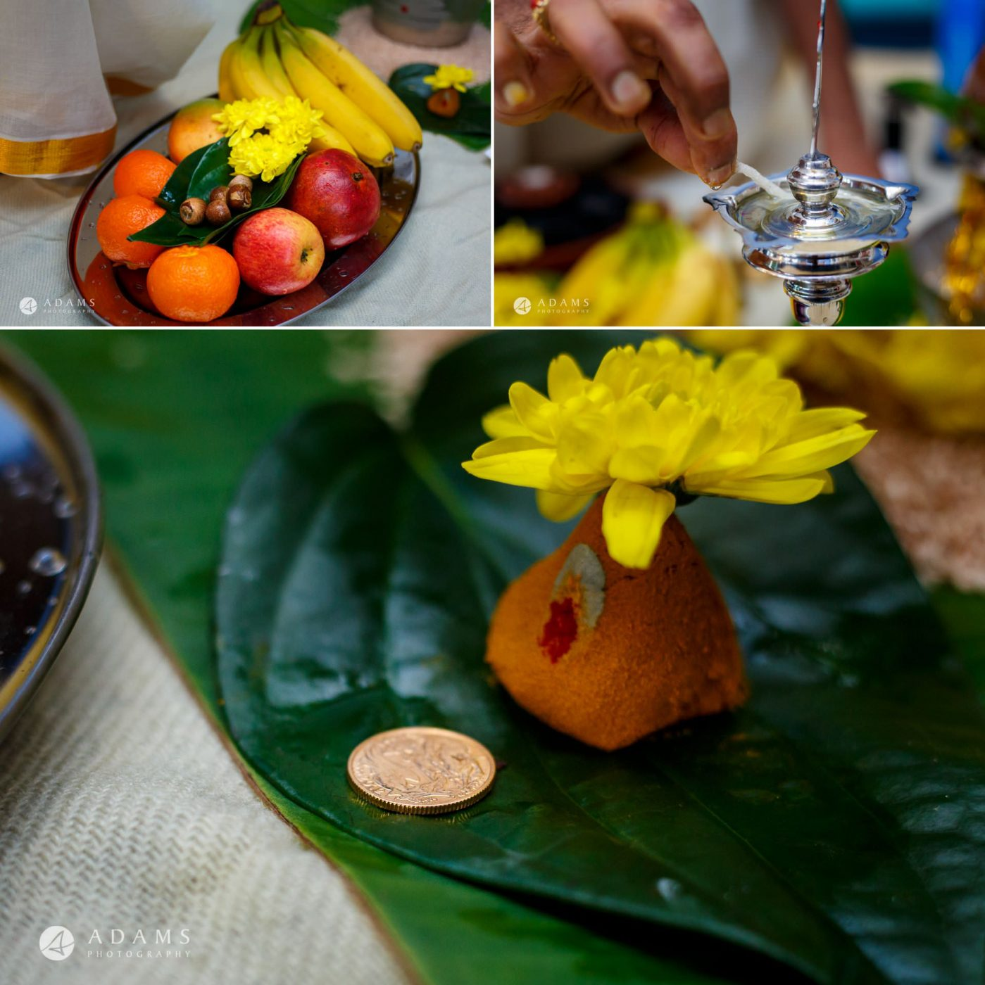 Tamil Mehndi Night | Tamil Gold Melting Ceremony 27