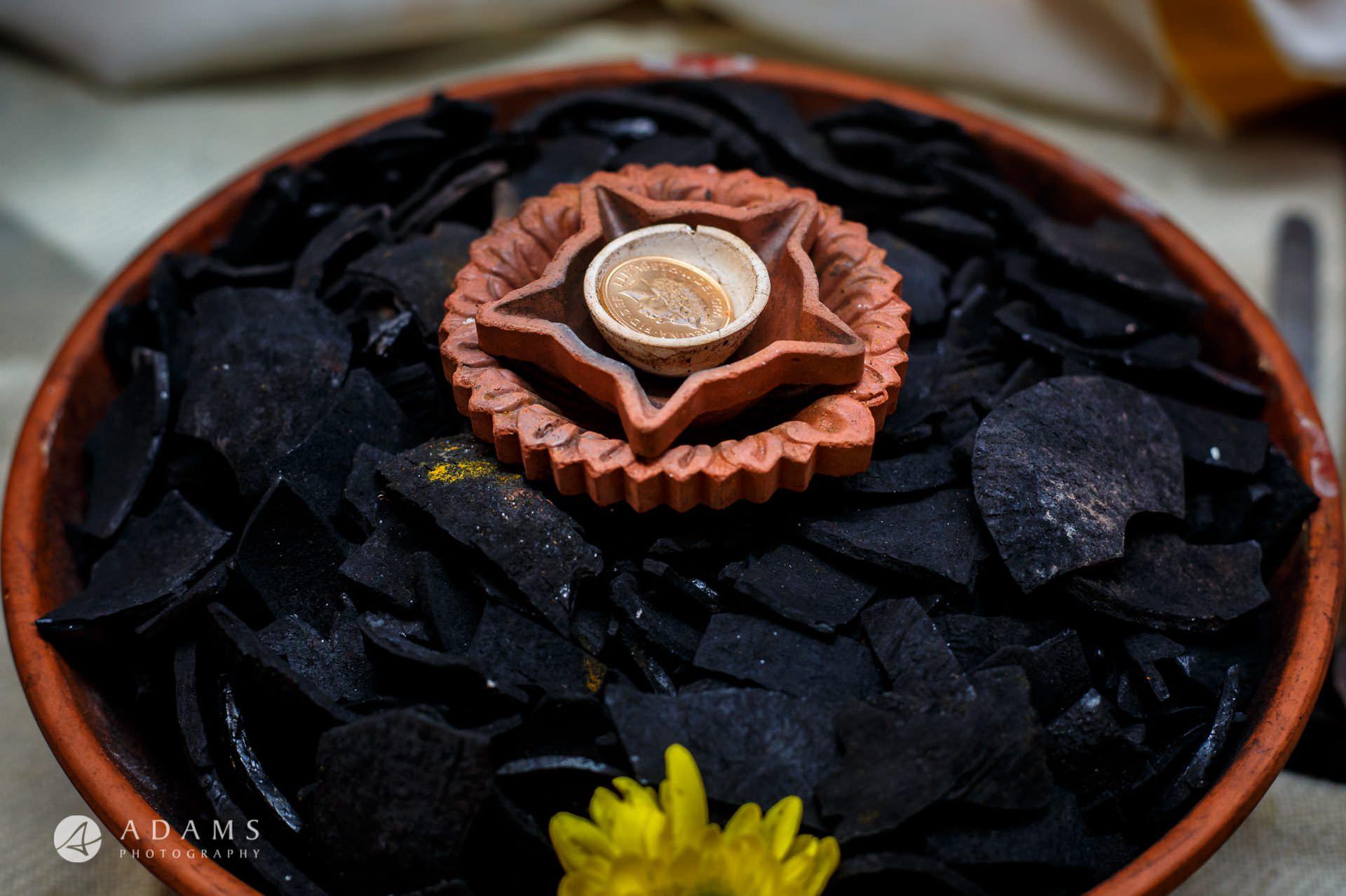Tamil Mehndi Night | Tamil Gold Melting Ceremony 29