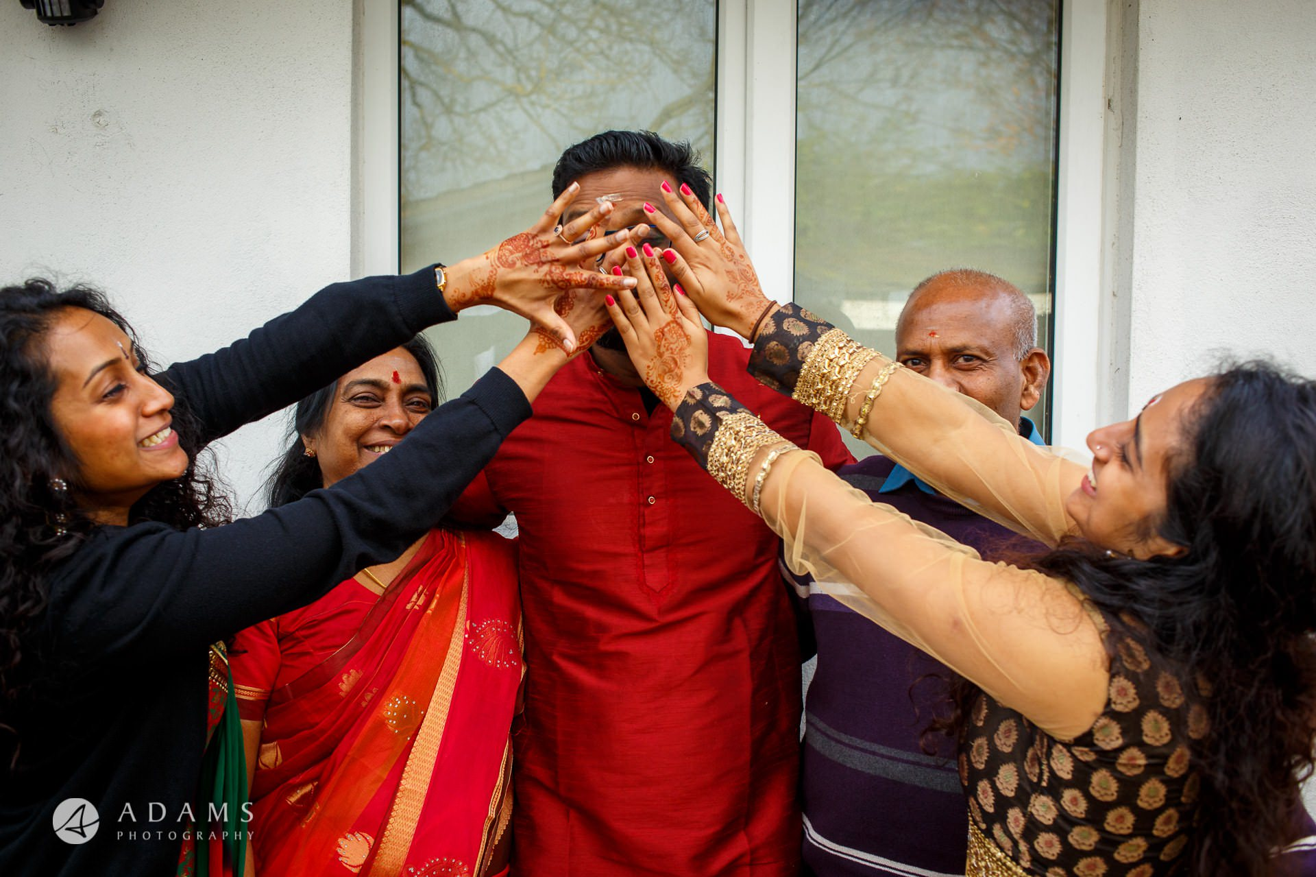 Tamil Mehndi Night | Tamil Gold Melting Ceremony 36