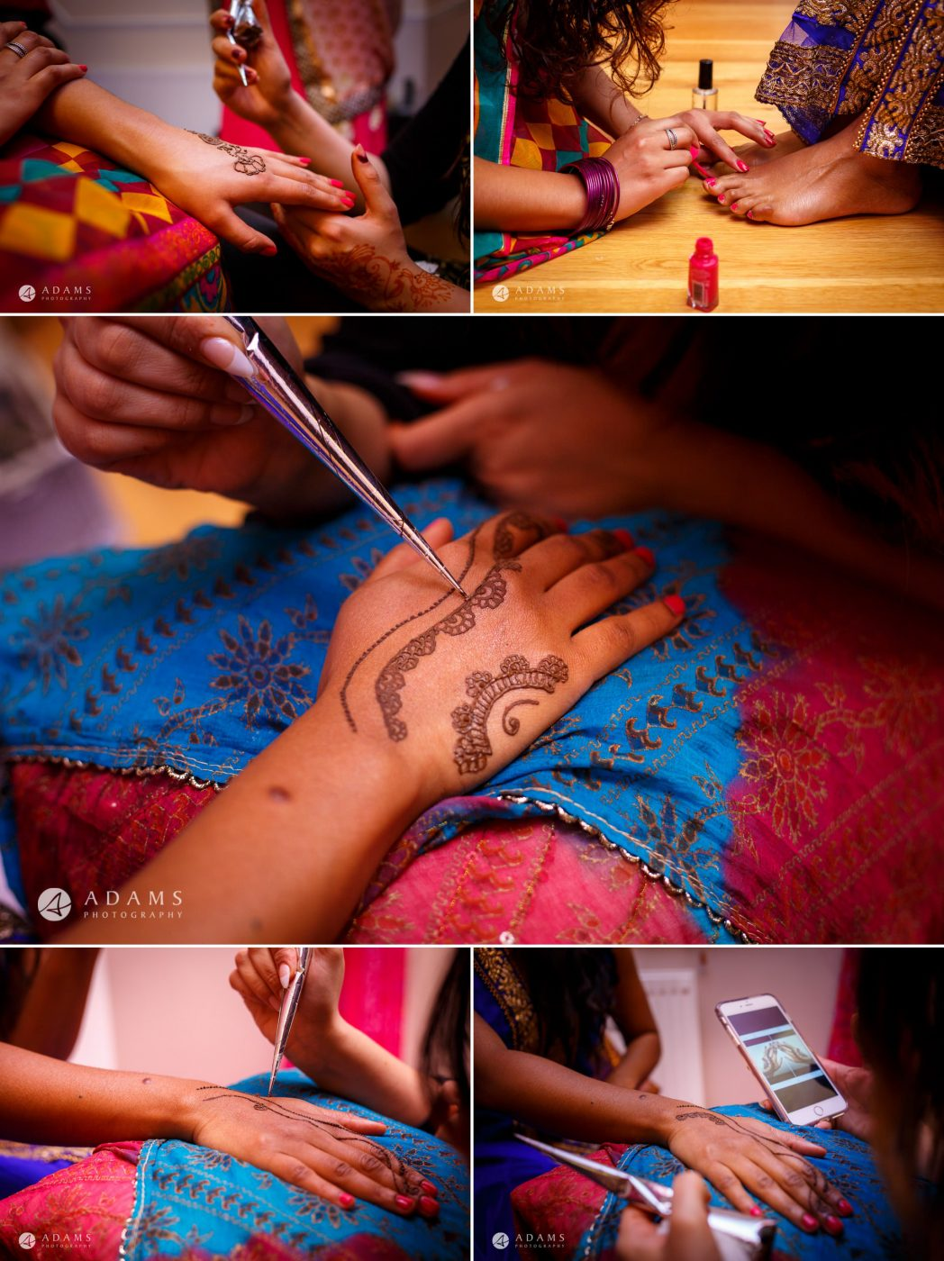 Tamil Mehndi Night | Tamil Gold Melting Ceremony 4