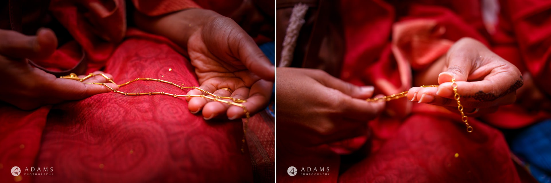 Tamil Mehndi Night | Tamil Gold Melting Ceremony 7
