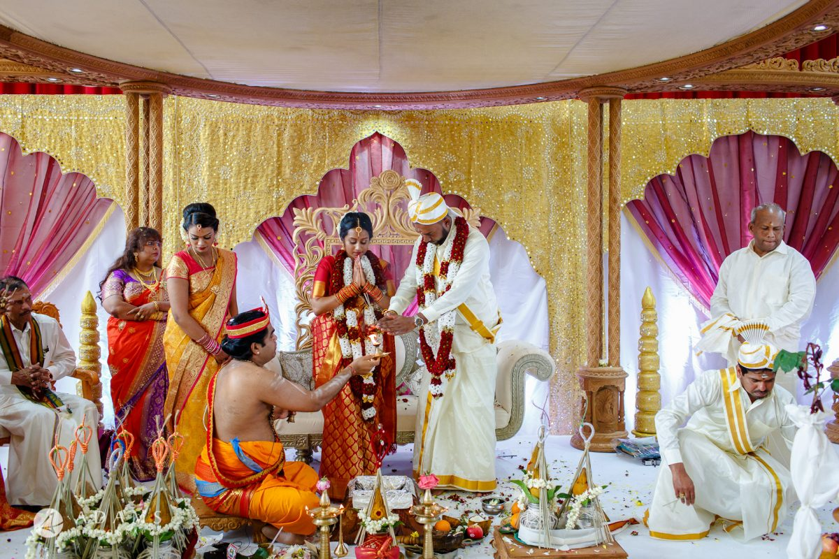 Tamil Wedding Photography | Saranya + Gobi 100