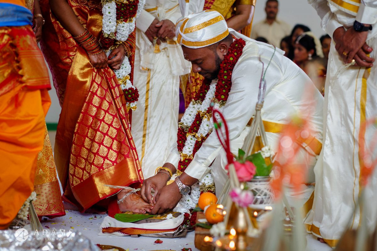 Tamil Wedding Photography | Saranya + Gobi 101