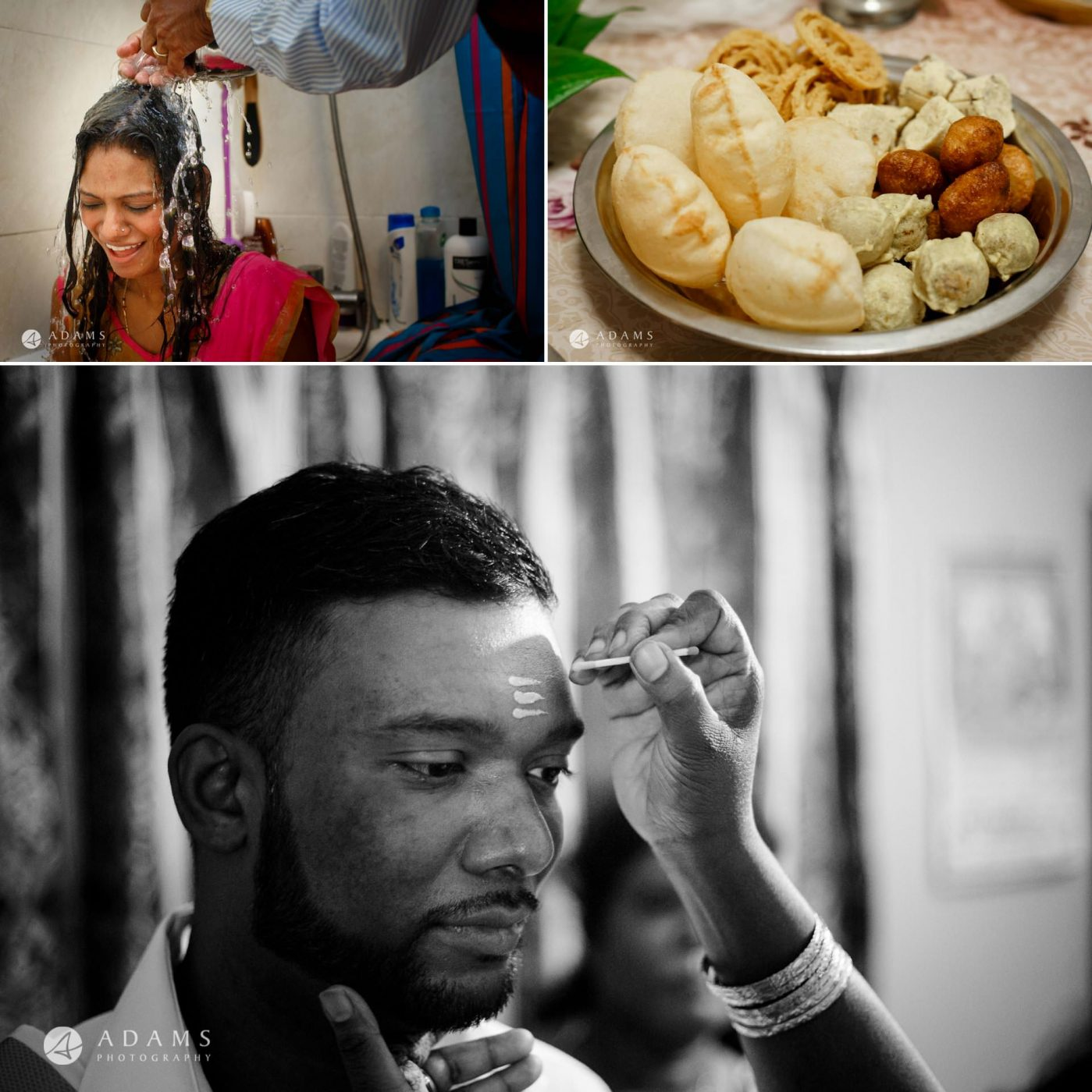 photos before the tamil london wedding