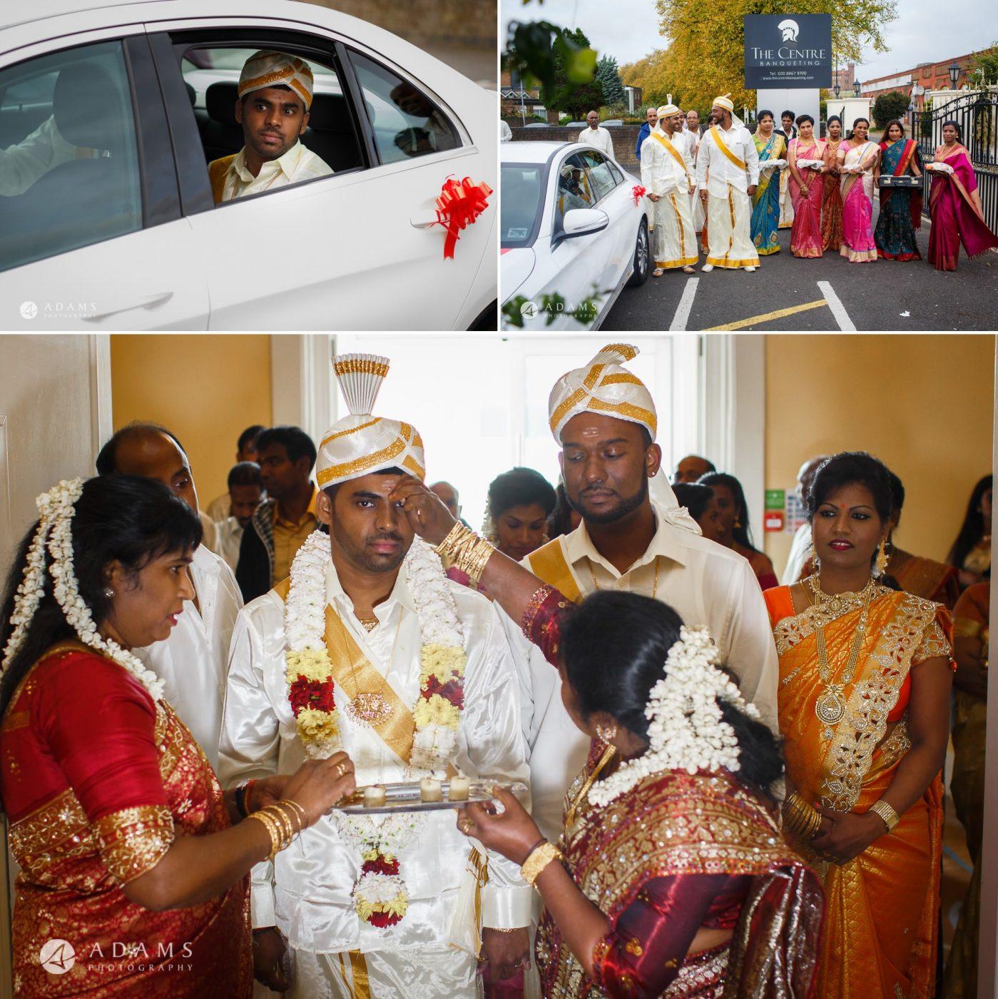photographs of the tamil wedding london