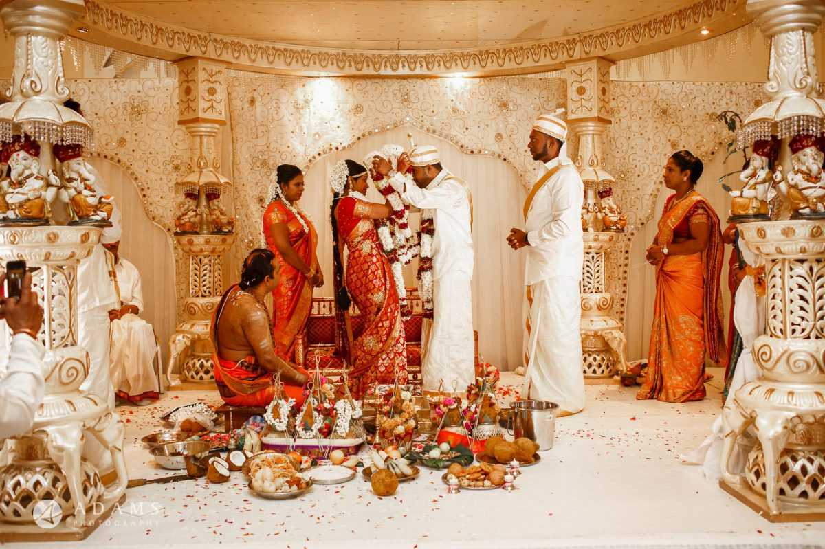 tamil wedding ceremony