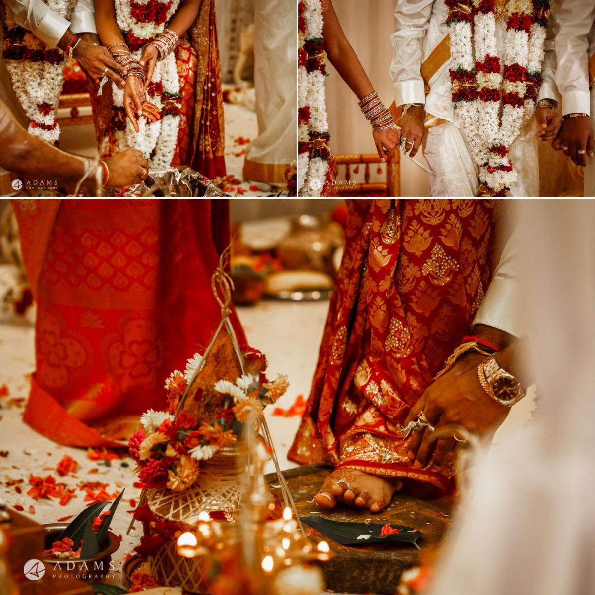 traditional tamil wedding of sara and anojan
