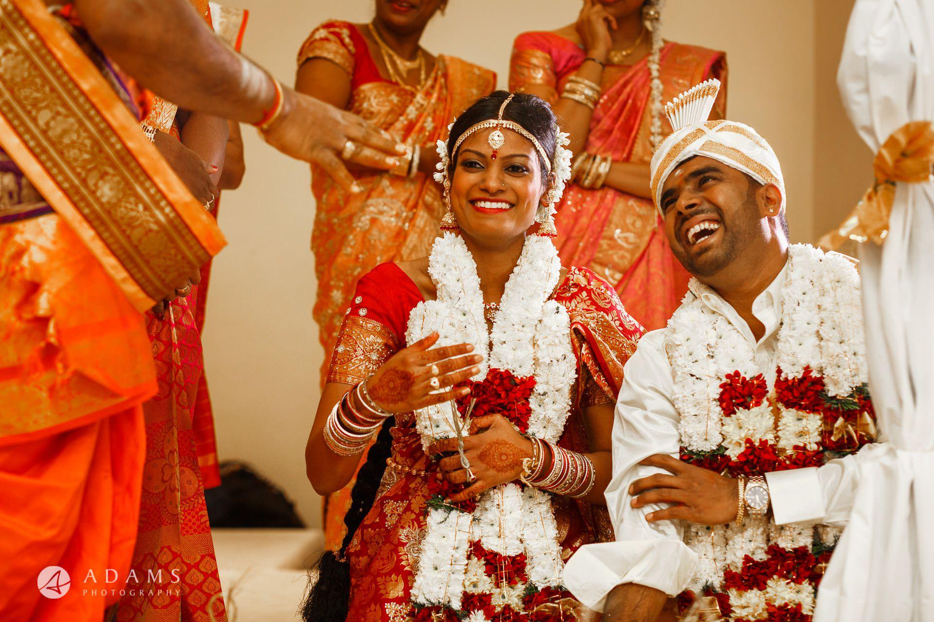 sara and anojan wedding