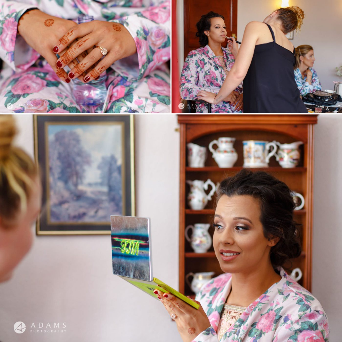 middle temple hall wedding photographer bride getting ready
