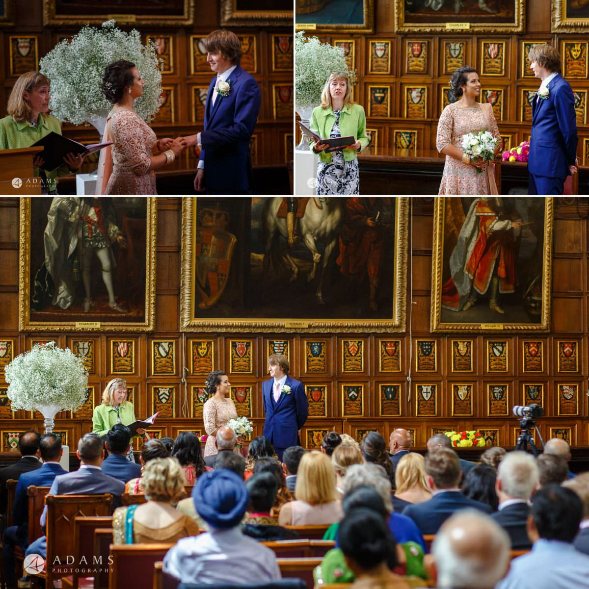 middle temple hall wedding ceremony