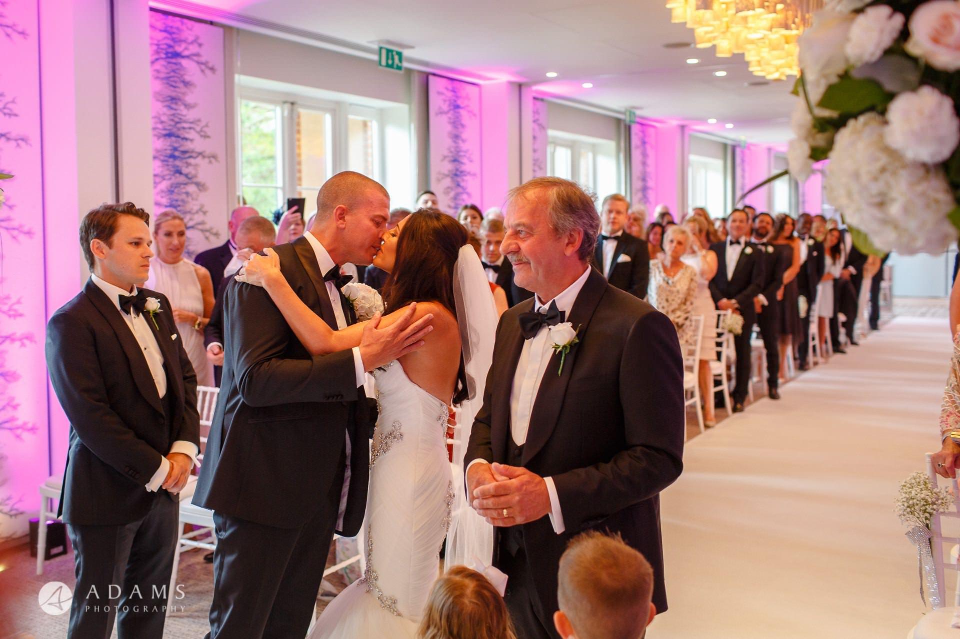 The Grove Hotel Wedding Photography | Hayley + Paul 11