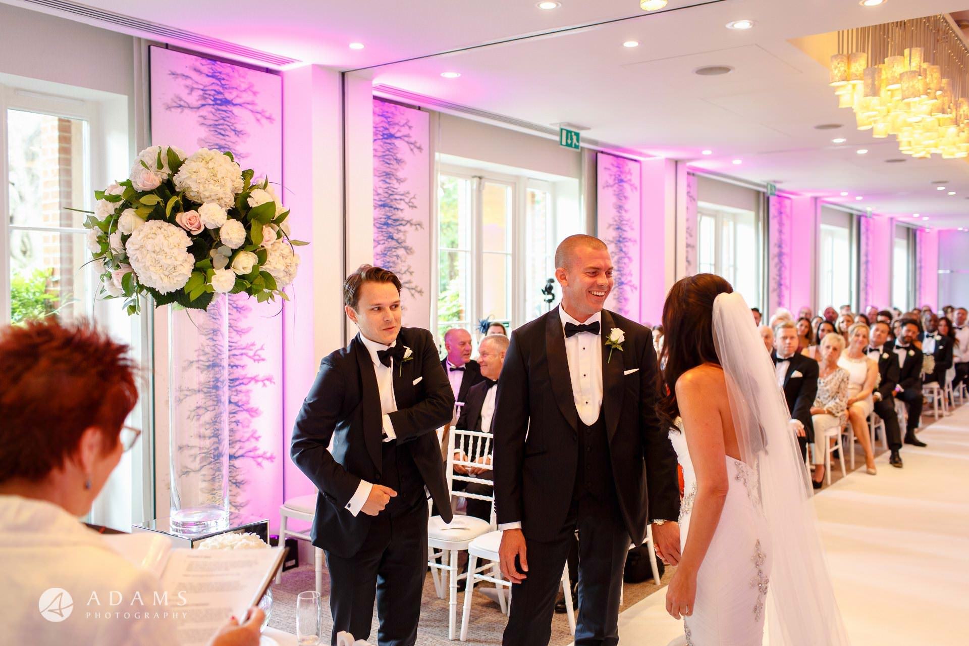 The Grove Hotel Wedding Photography | Hayley + Paul 14