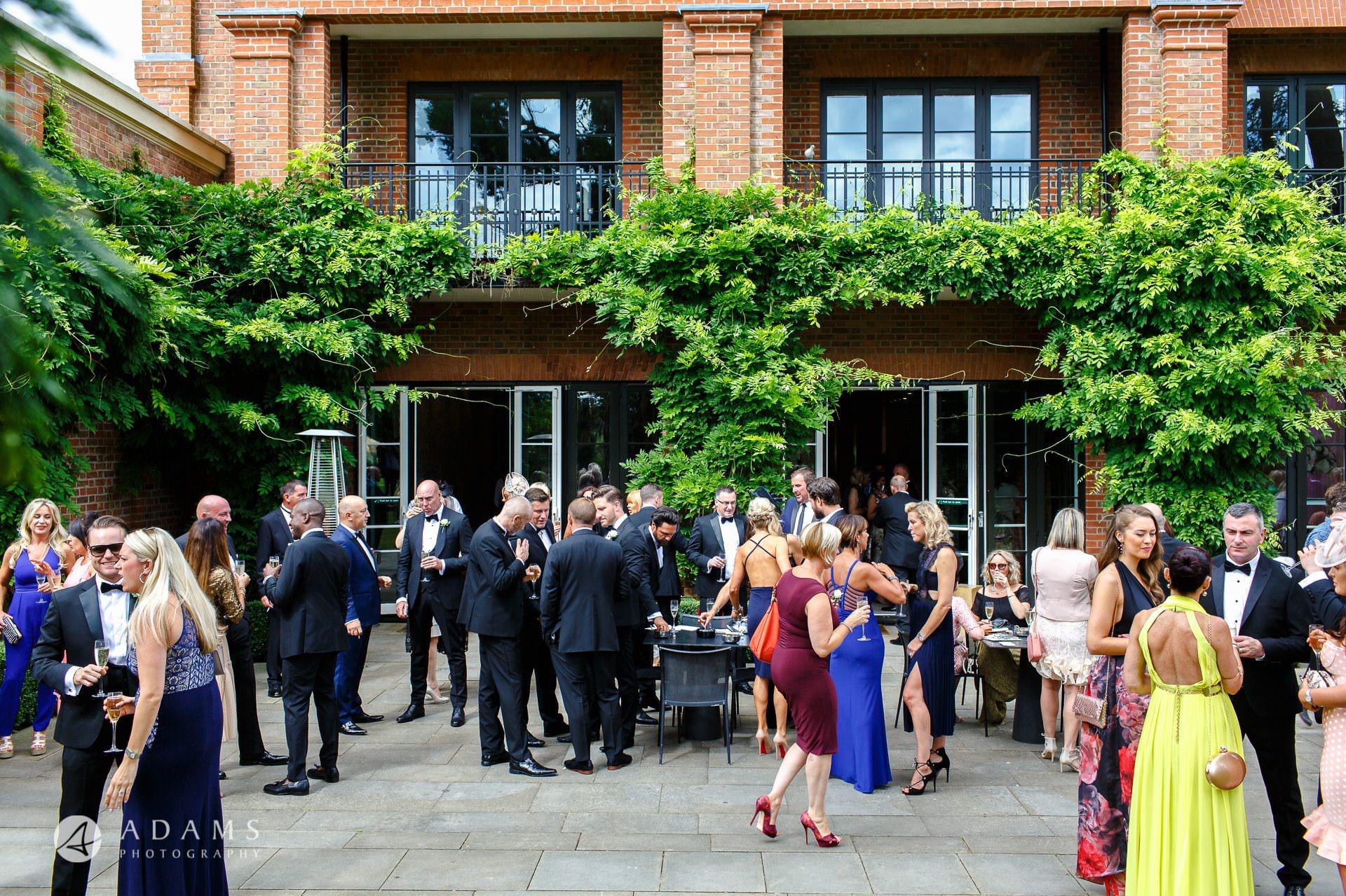 The Grove Hotel Wedding Photography | Hayley + Paul 19