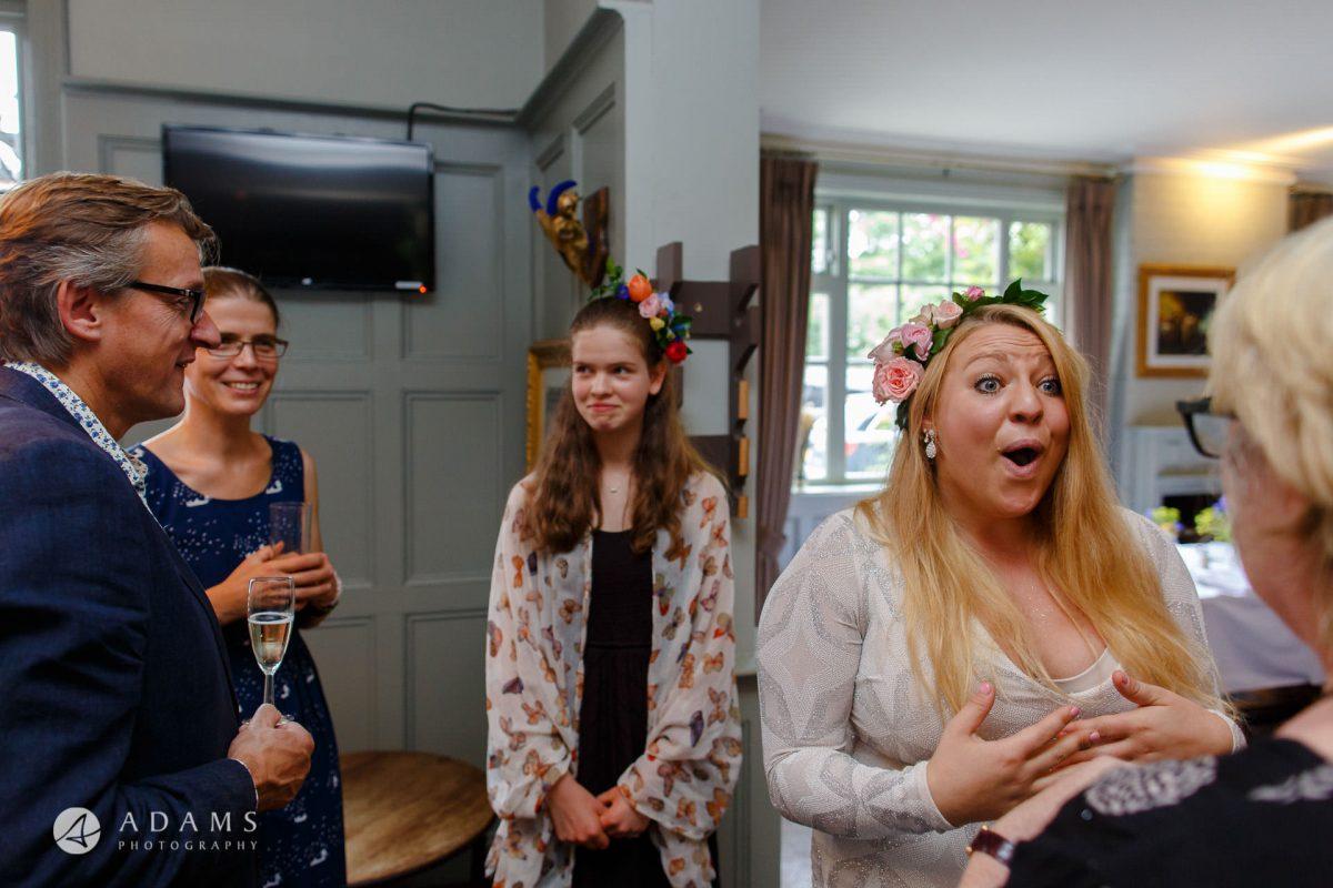 The Adam & Eve Pub Wedding Photographer | Caroline + Nick 10