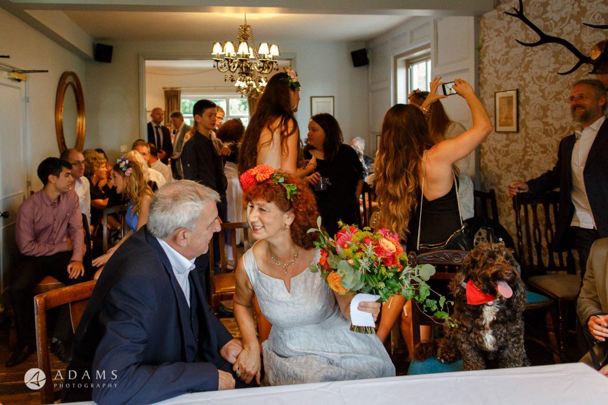 The Adam & Eve Pub Wedding Photographer | Caroline + Nick 12