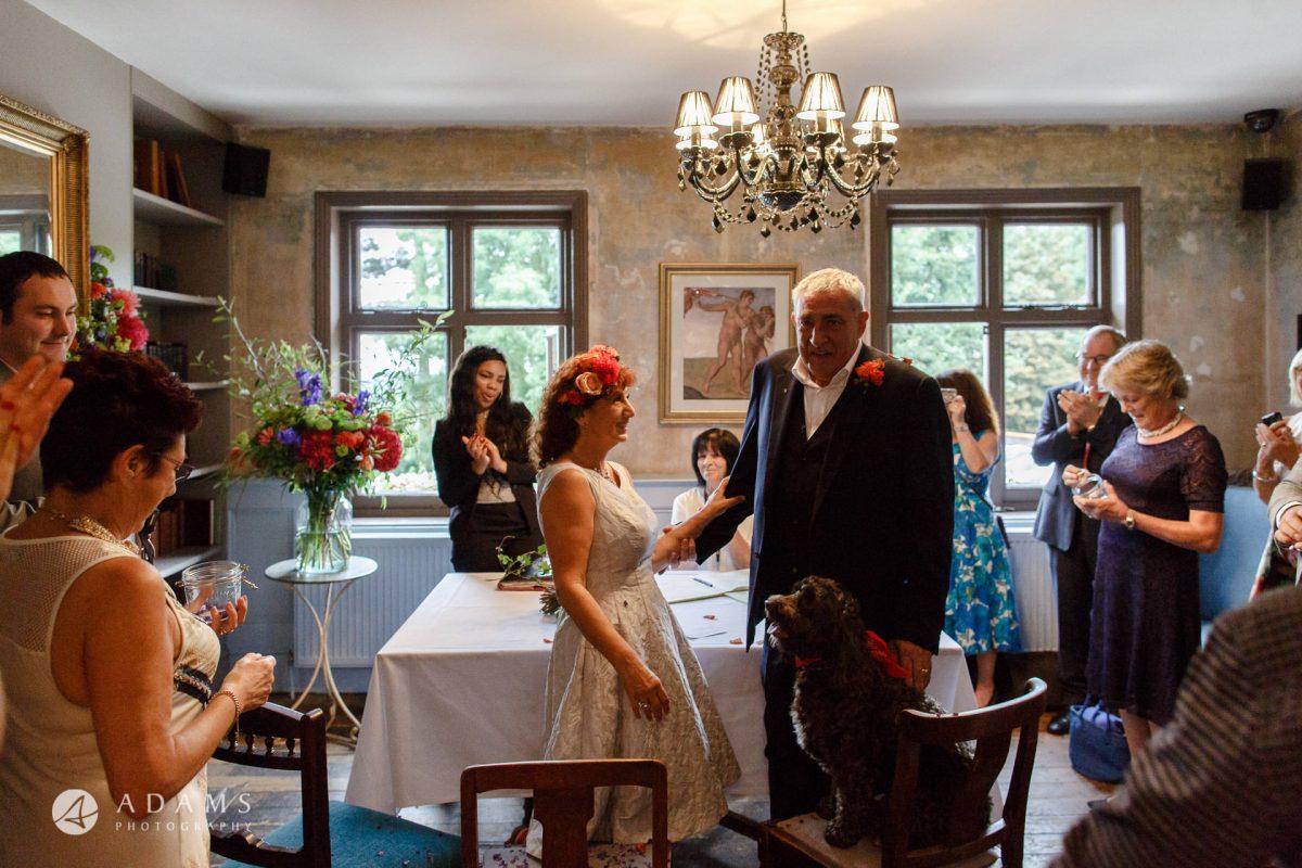 The Adam & Eve Pub Wedding Photographer | Caroline + Nick 18