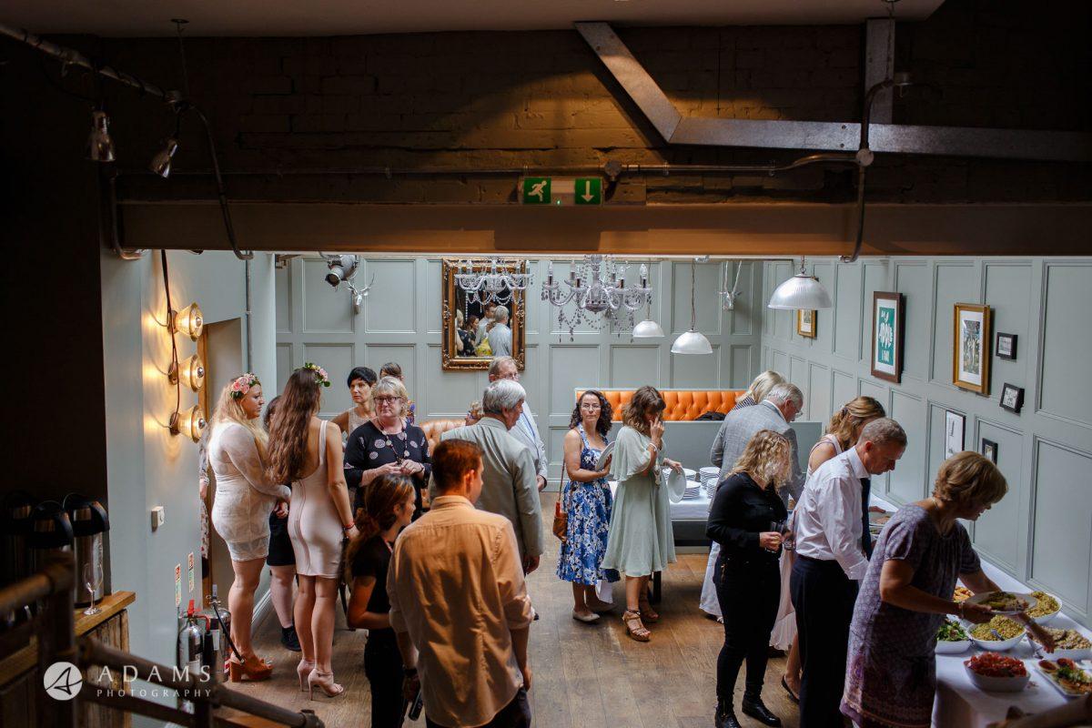 The Adam & Eve Pub Wedding Photographer | Caroline + Nick 33