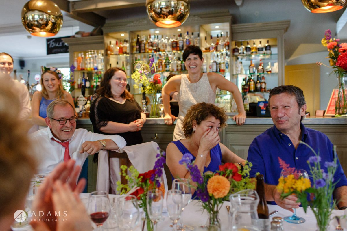 The Adam & Eve Pub Wedding Photographer | Caroline + Nick 41