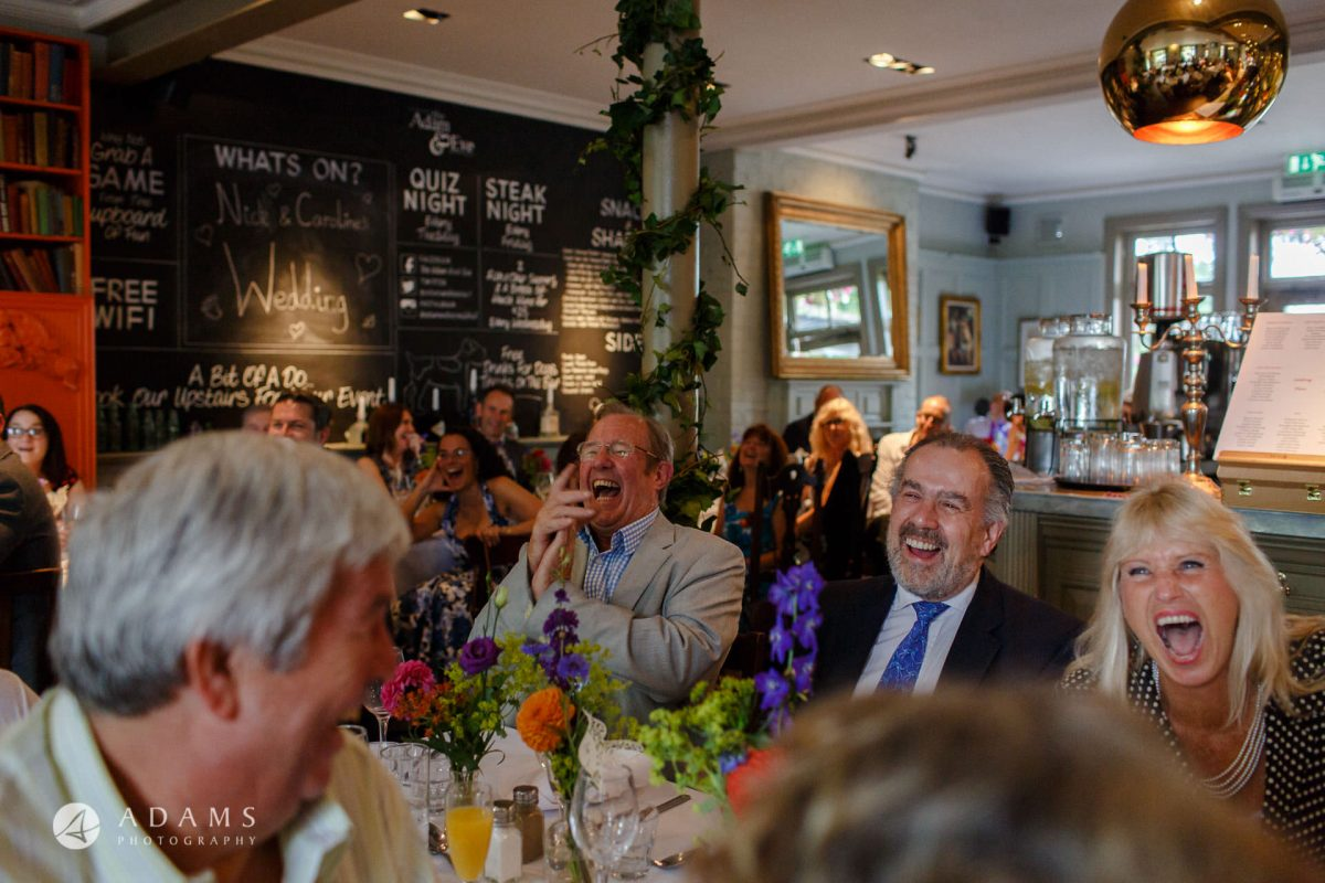 The Adam & Eve Pub Wedding Photographer | Caroline + Nick 53