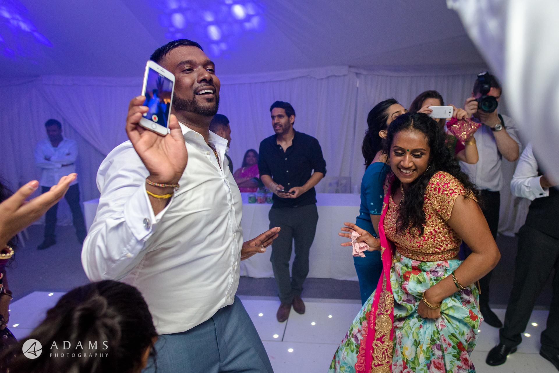 Windsor Racecourse Wedding Photographer | Saranya + Gobi 5