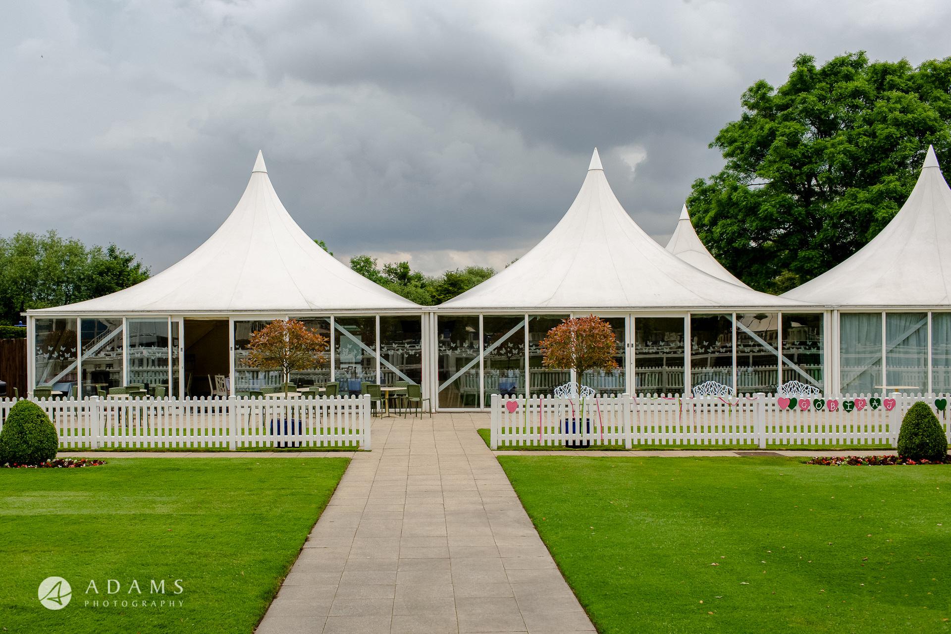 Windsor Racecourse Wedding Photographer | Saranya + Gobi 13