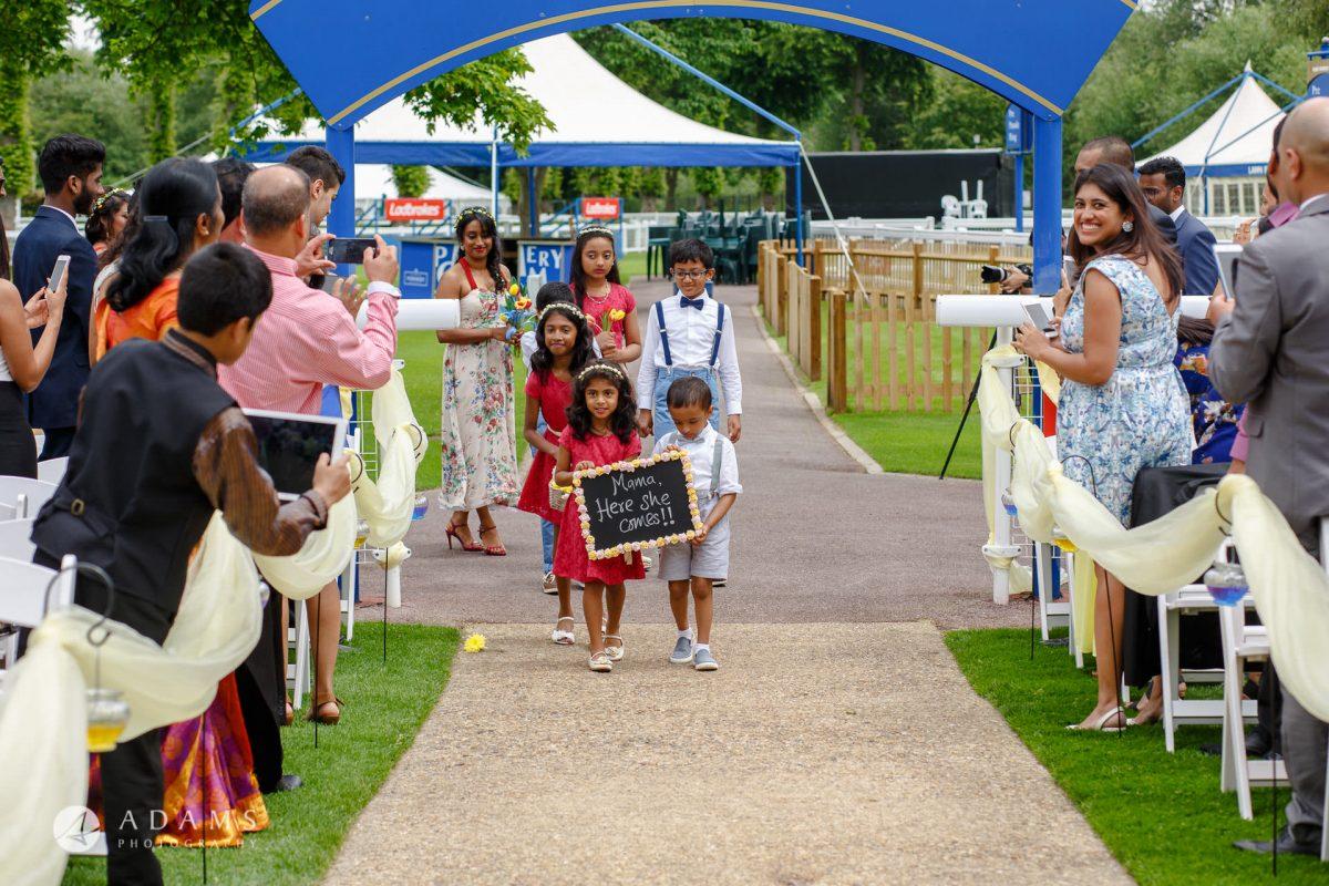 Windsor Racecourse Wedding Photographer | Saranya + Gobi 18