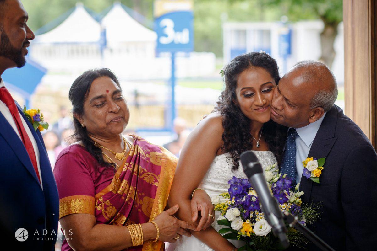 Windsor Racecourse Wedding Photographer | Saranya + Gobi 21