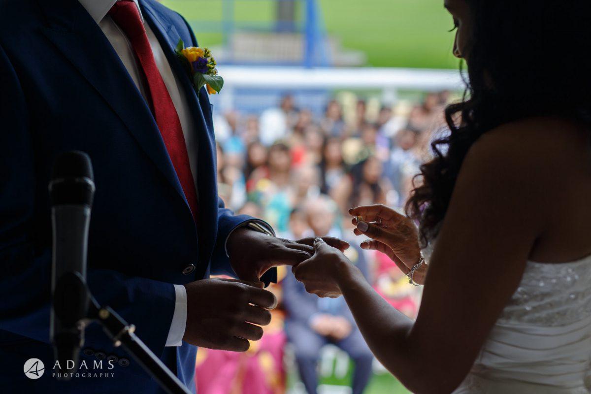 Windsor Racecourse Wedding Photographer | Saranya + Gobi 23