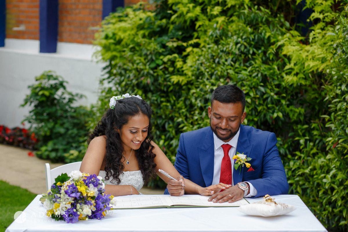 Windsor Racecourse Wedding Photographer | Saranya + Gobi 25