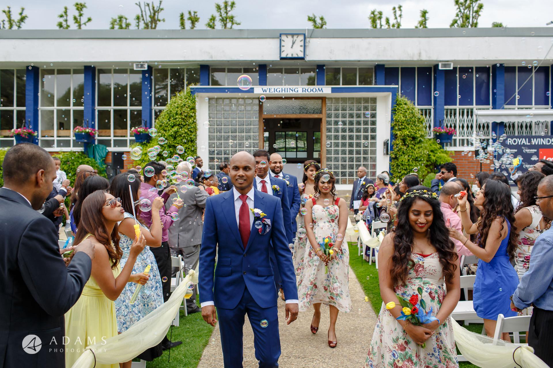Windsor Racecourse Wedding Photographer | Saranya + Gobi 26