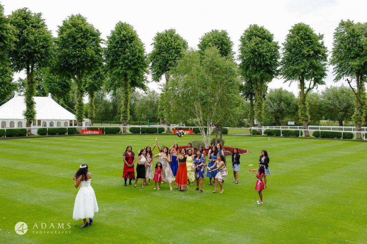 Windsor Racecourse Wedding Photographer | Saranya + Gobi 28