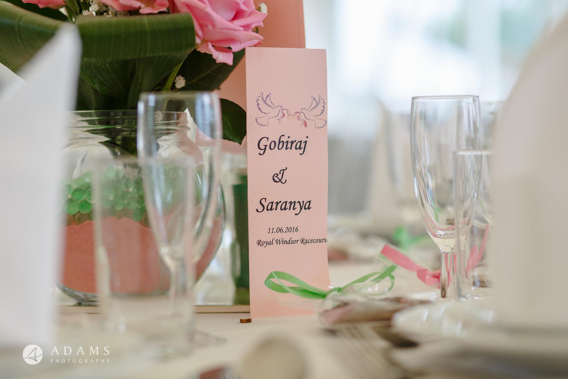 Windsor Racecourse Wedding Photographer | Saranya + Gobi 34