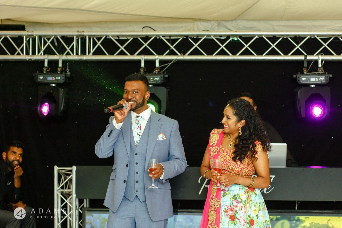 Windsor Racecourse Wedding Photographer | Saranya + Gobi 46