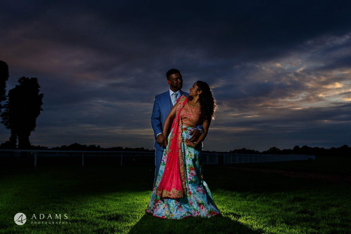 Windsor Racecourse Wedding Photographer | Saranya + Gobi 49