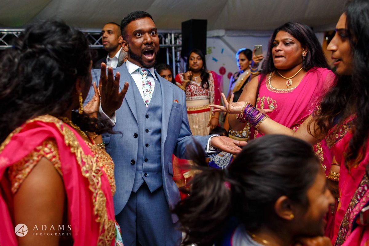 Windsor Racecourse Wedding Photographer | Saranya + Gobi 50