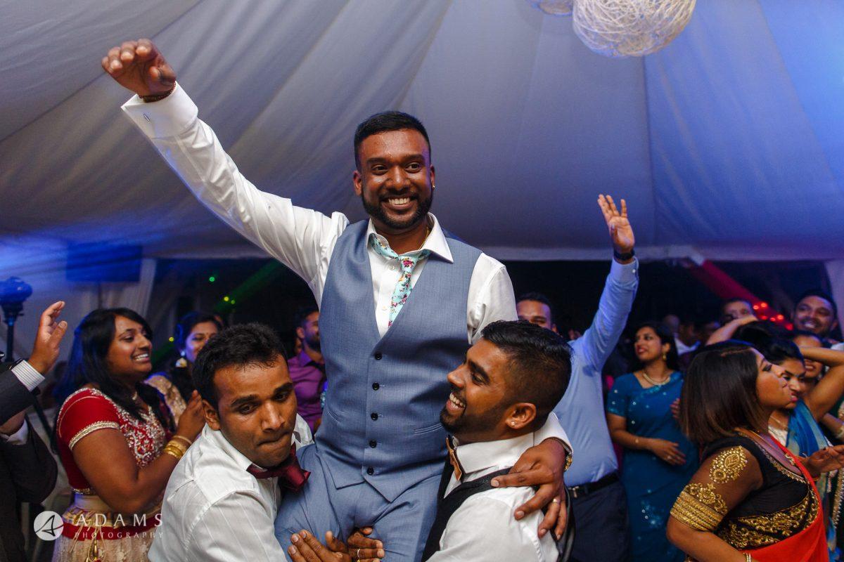 Windsor Racecourse Wedding Photographer | Saranya + Gobi 53