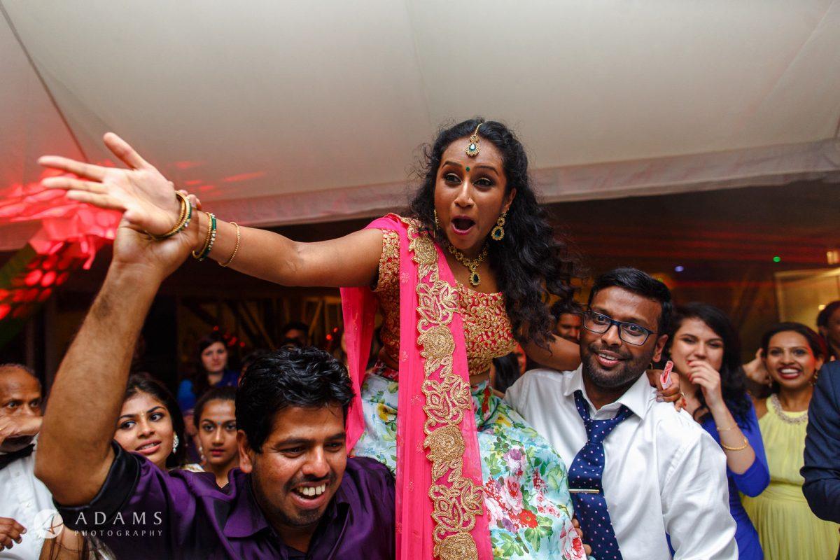 Windsor Racecourse Wedding Photographer | Saranya + Gobi 54