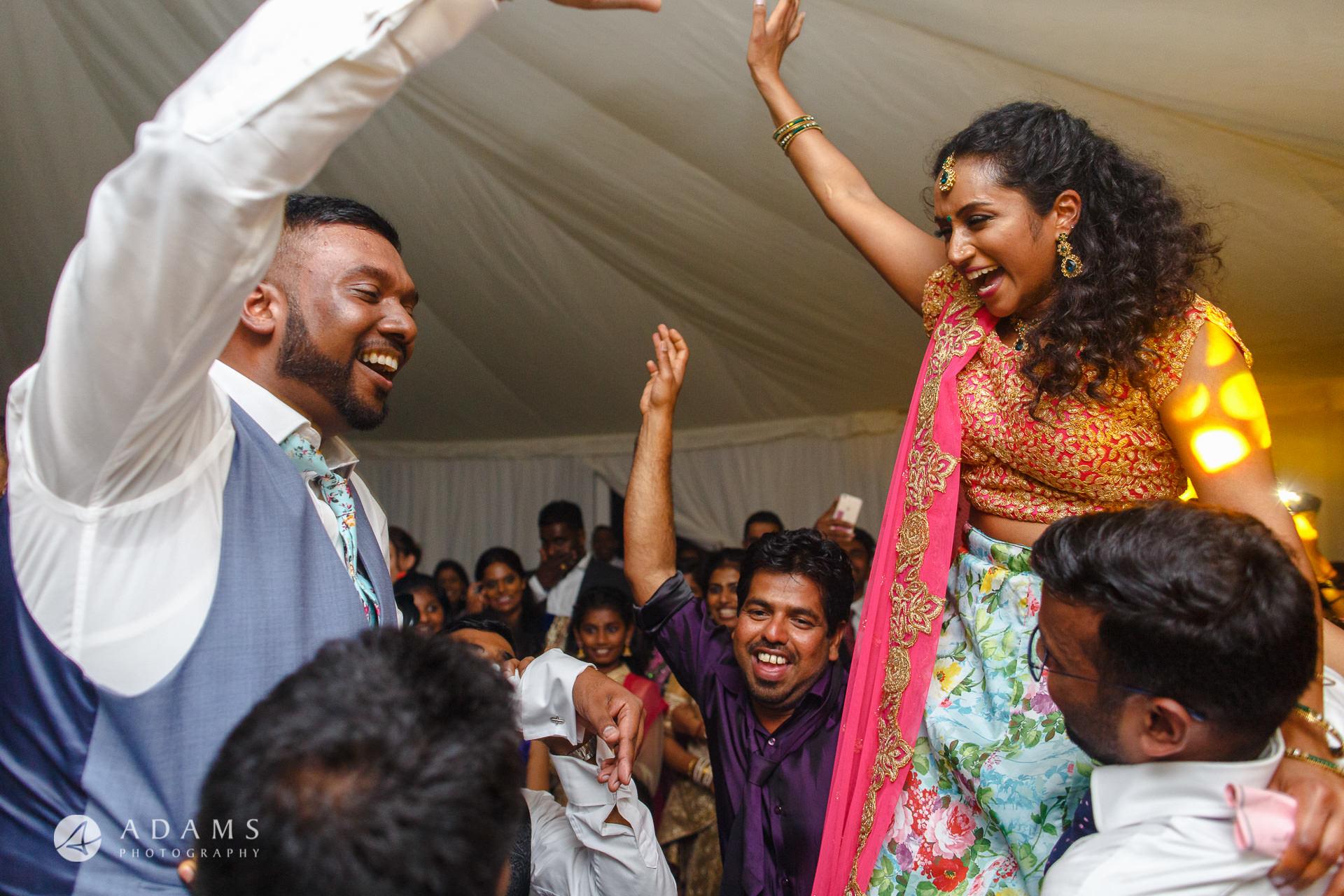 Windsor Racecourse Wedding Photographer | Saranya + Gobi 55