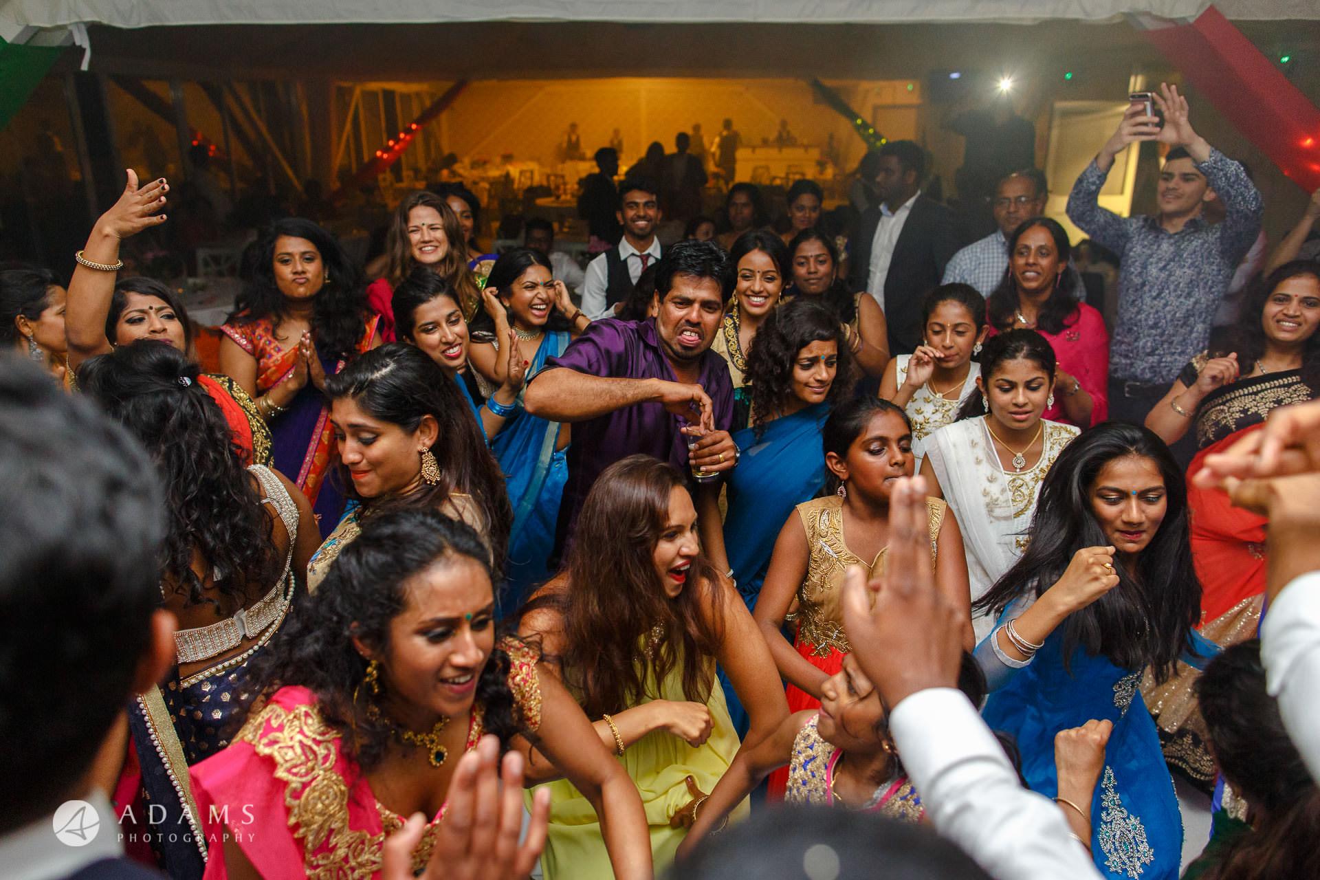Windsor Racecourse Wedding Photographer | Saranya + Gobi 60