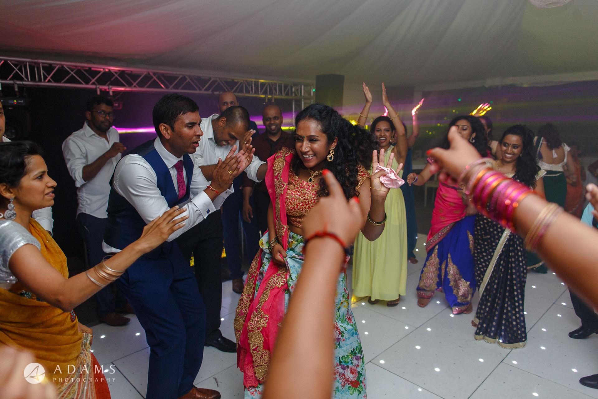 Windsor Racecourse Wedding Photographer | Saranya + Gobi 63