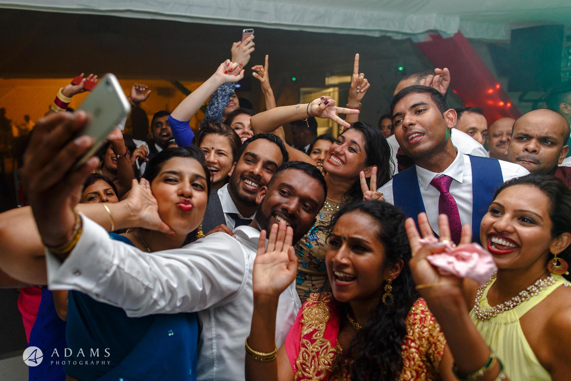 Windsor Racecourse Wedding Photographer | Saranya + Gobi 64