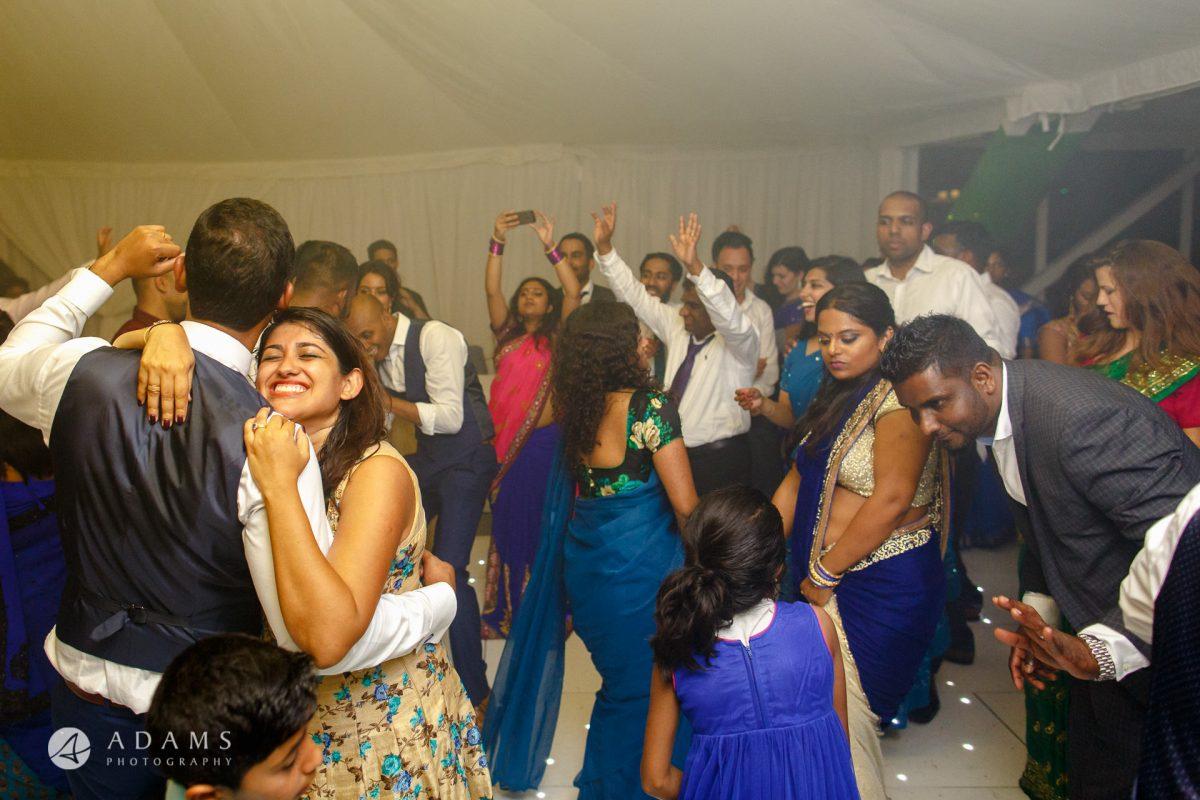 Windsor Racecourse Wedding Photographer | Saranya + Gobi 66
