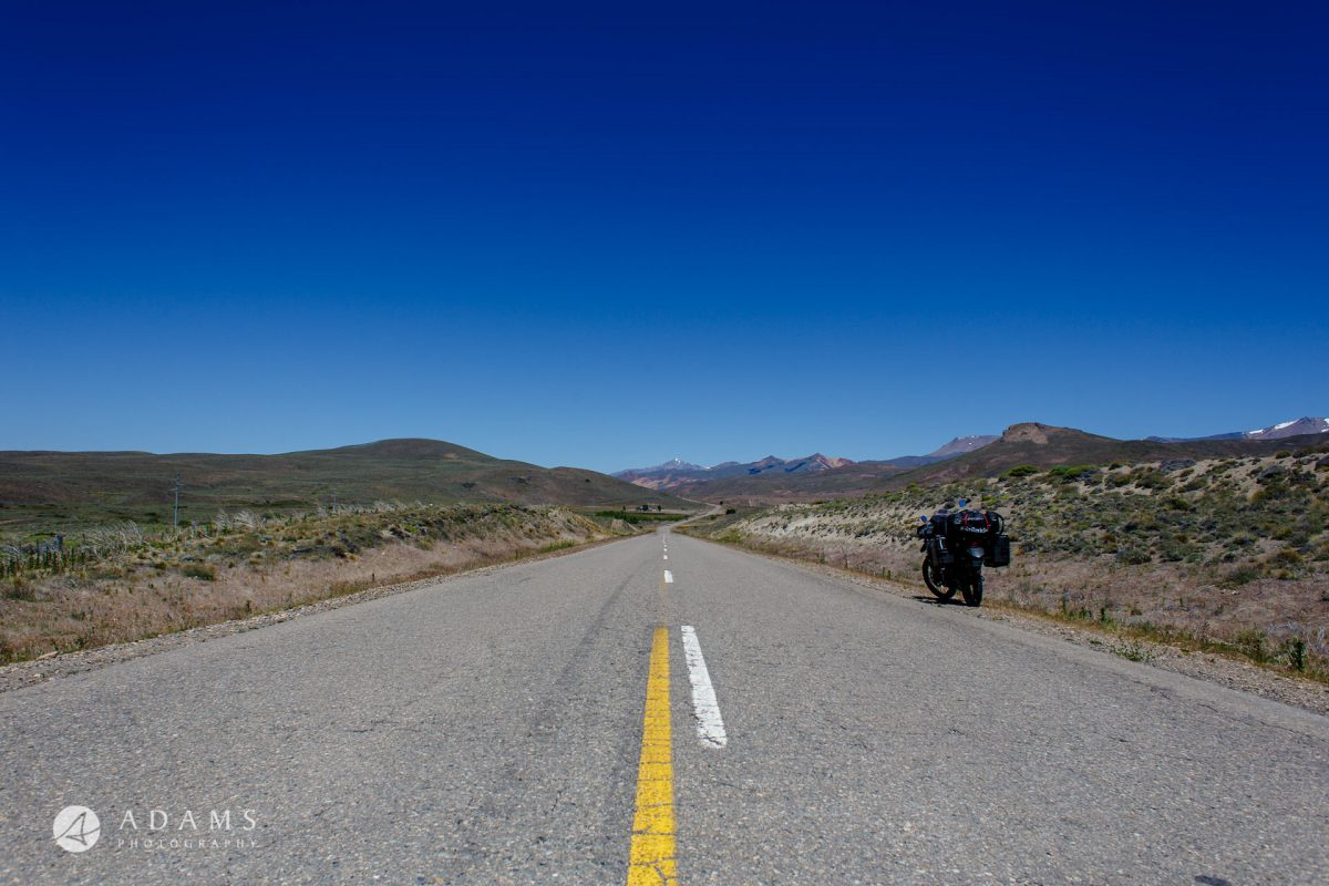 Escape to Nature - Patagonia on motorcycle by Adams 9