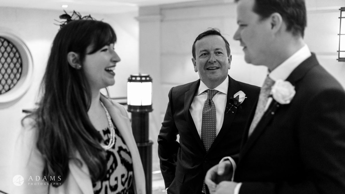 Connaught Hotel Wedding Photos | Dan + David 15