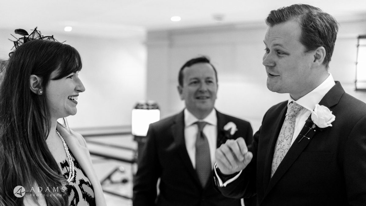Connaught Hotel Wedding Photos | Dan + David 16
